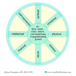 Joan's Wellness Wheel